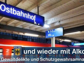 """München: Zwei junge Männer greifen Erwachsene im Ostbahnhof an - Rowdy nennt Polizisten """"Witzfiguren"""""""