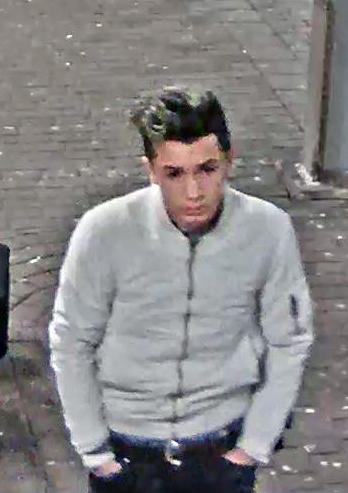 Junger Mann ergreift auf Bahnhof Köln-Mülheim 13-Jährige und versucht ihre Mutter auszurauben