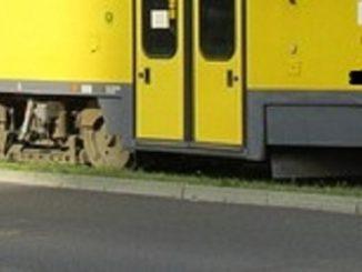BVG-Tram stärker als Audi