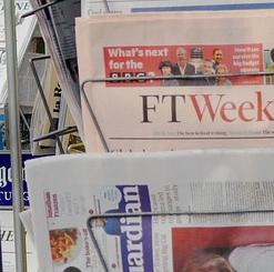 Intensivtäter wollten Zeitungskiosk in Hamburg-Harburg ausrauben